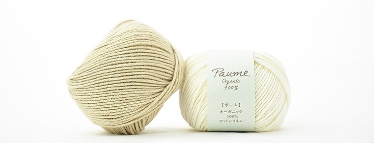 PAUME《Cotton Linen》